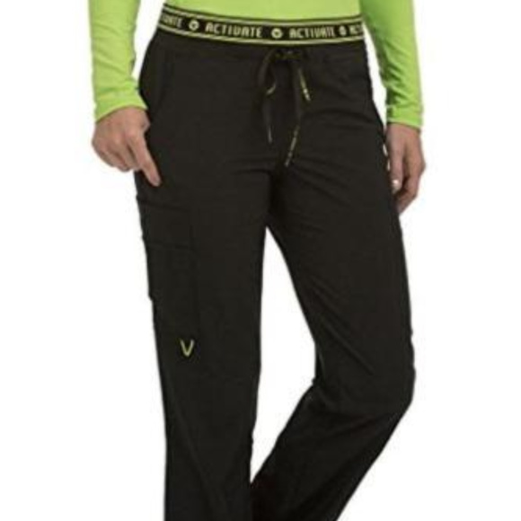 3580a7998e21 Med Couture  Activate  Flow Yoga Pant - XS